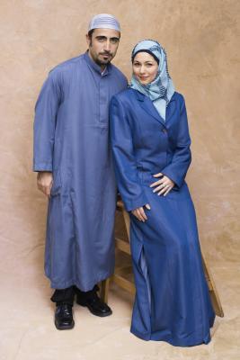 Creative Muslim Women Dress Code  Women Dresses