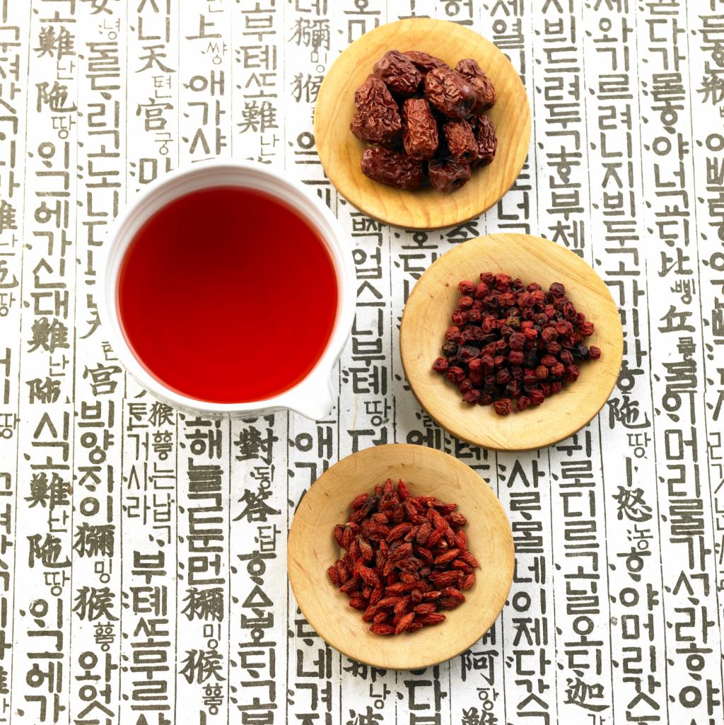 Bojenmi herbal tea - Bojenmi Herbal Tea 42