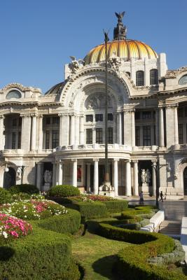 Interesting places in mexico city usa today for Places to visit in mexico city