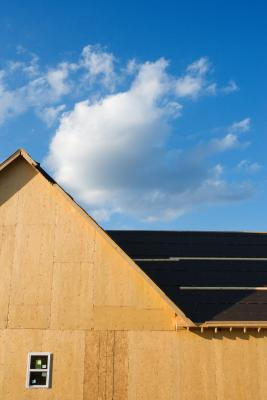 How To Frame Amp Join Two Gable Roof Lines Home Guides
