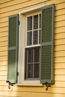 How to Take Pins Out of Shutters | Home Guides | SF Gate