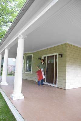 Porch Roof Ventilation Options Home Guides Sf Gate