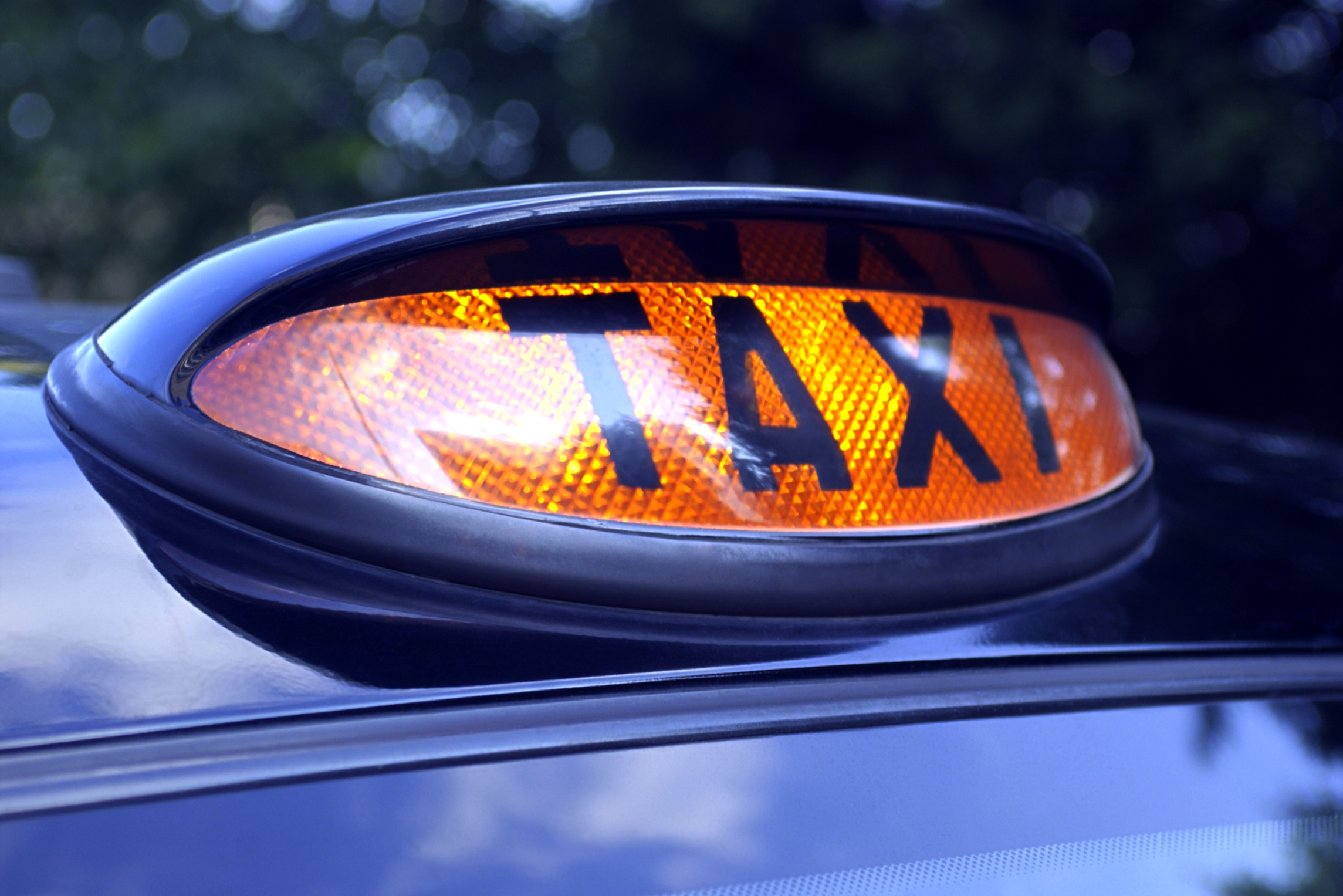 how to become an independent taxi cab owner driver