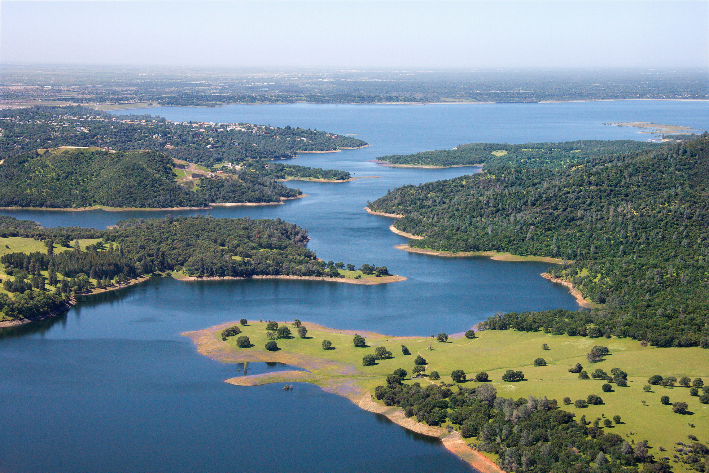 Beaches In Folsom Lake California Usa Today