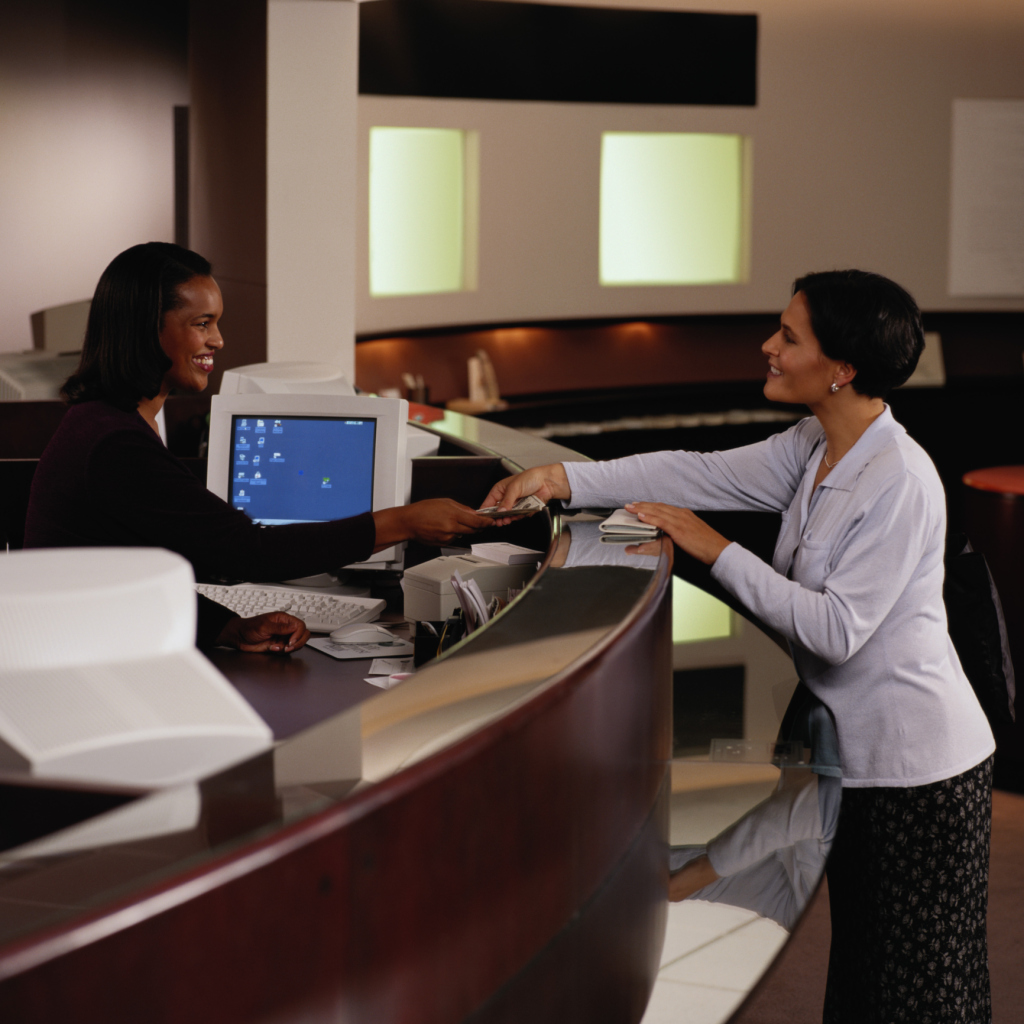 What Is Customer Service In Banking Chron Com