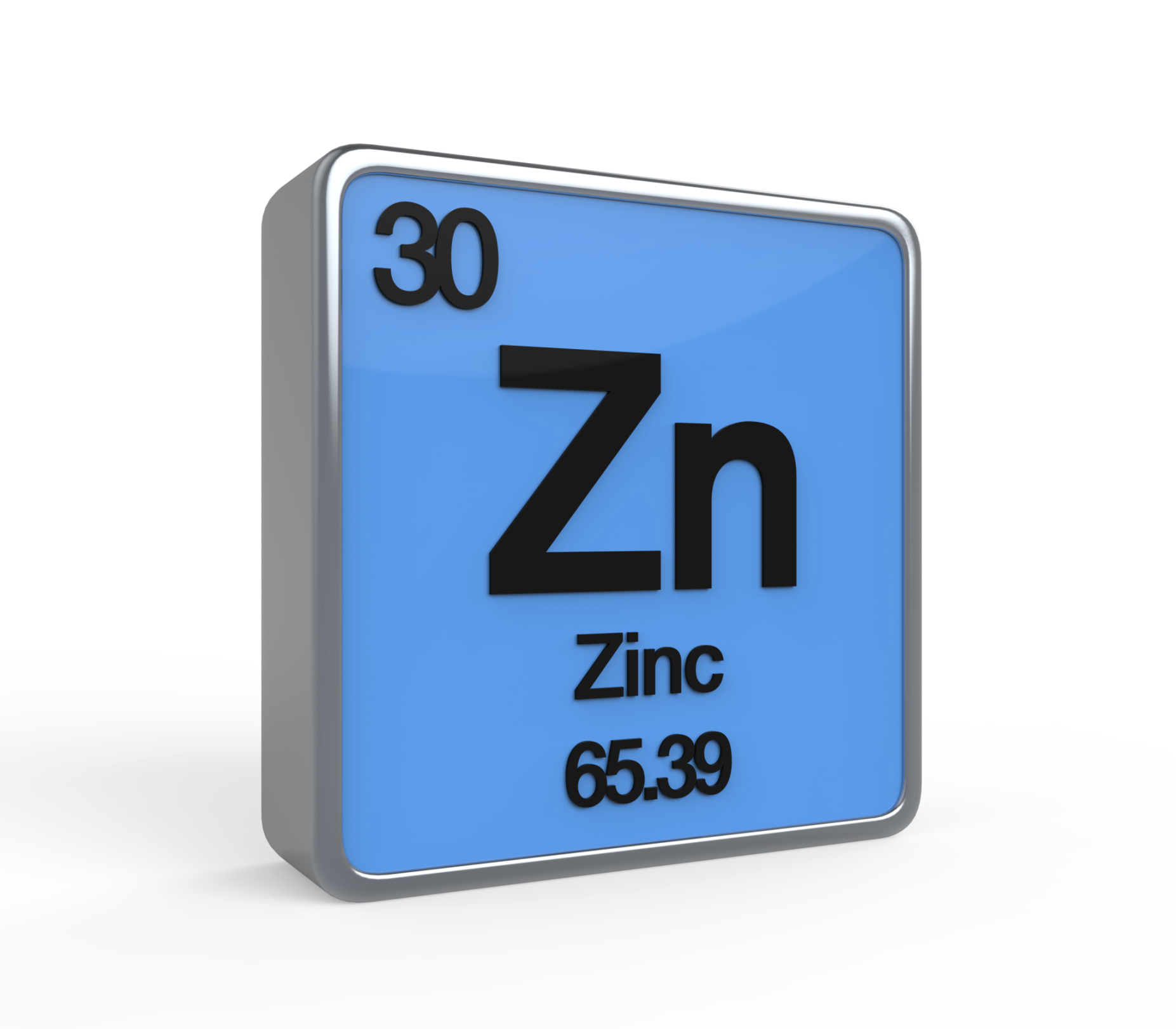An overview of the chemical element with the symbol zn zinc