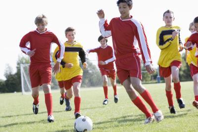 Midfielder Soccer Skills Right Midfield in Soccer