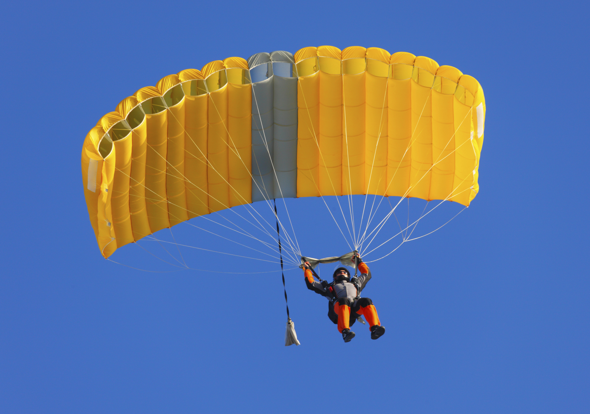 How Does a Parachute Work? | Sciencing
