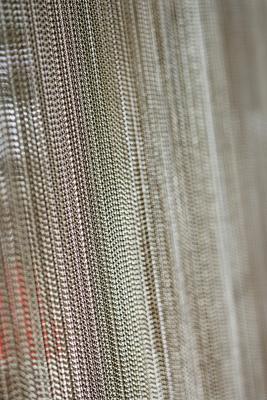 C mo hacer cortinas de cadenas de metal ehow en espa ol - Cortinas de cadenas ...