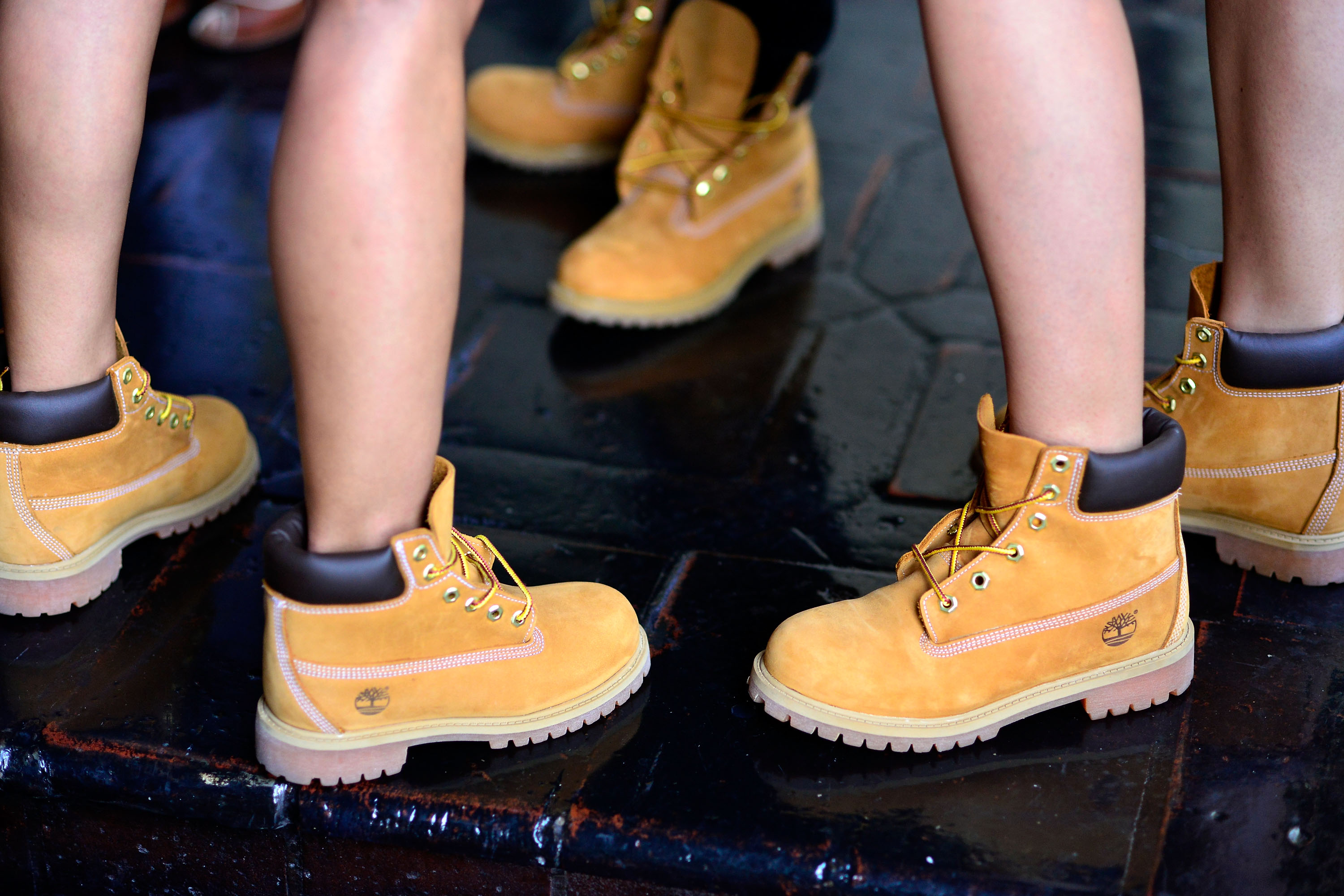 How to Clean Timberland Boots With