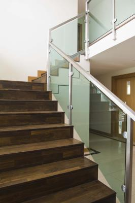 How To Cover Tread Gaps In Wood Stair Installation Home