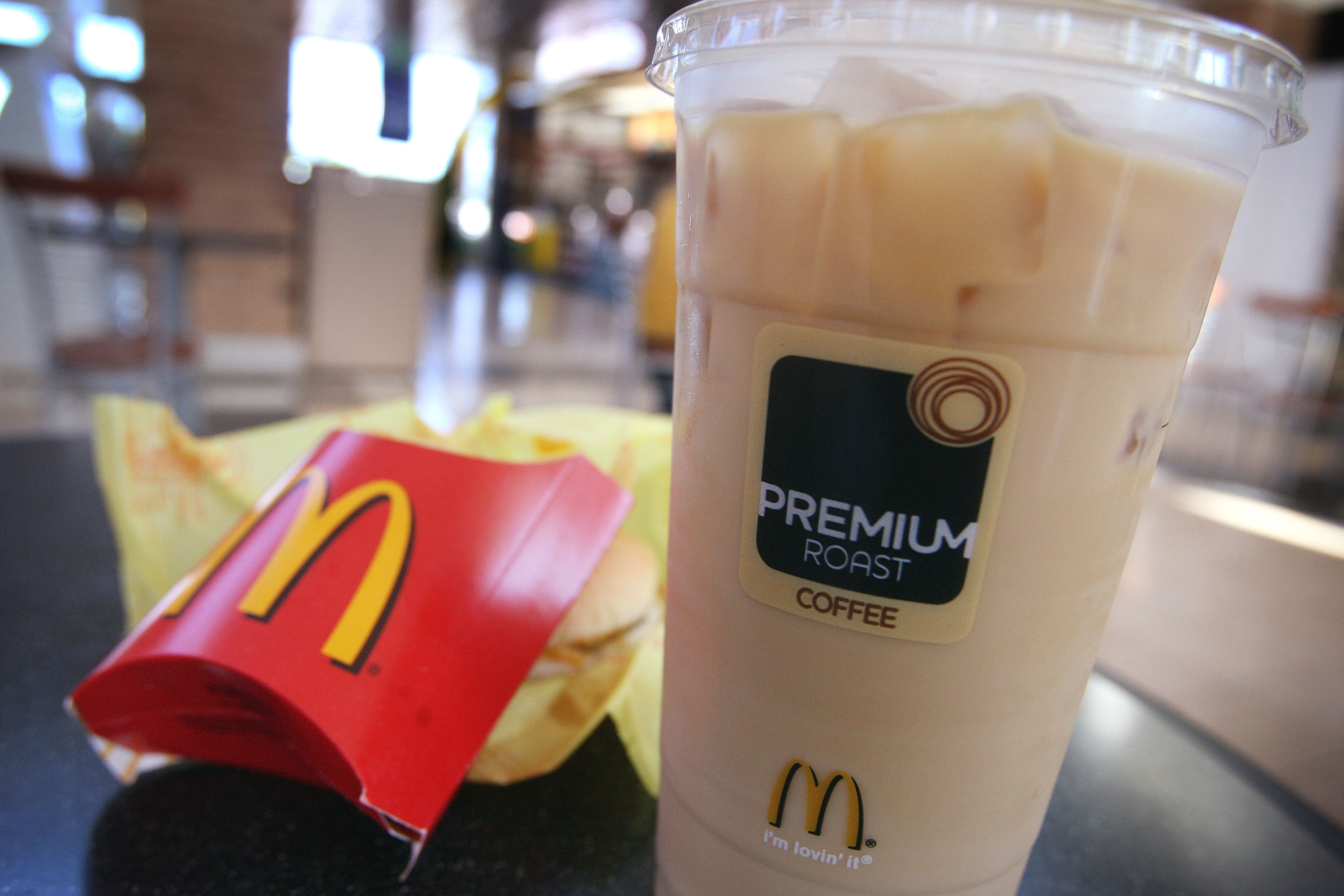 How to Make McDonalds Iced Coffee