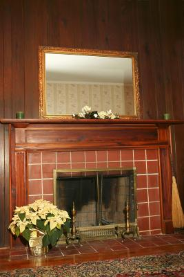 How To Disguise An Ugly Fireplace Home Guides Sf Gate