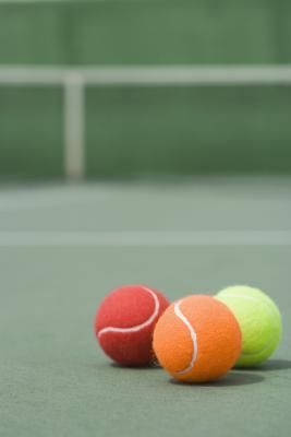 Tennis Ball Games For Kids Healthy Living