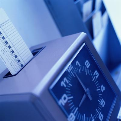 Time Clocks That Interface With Quickbooks Chron Com