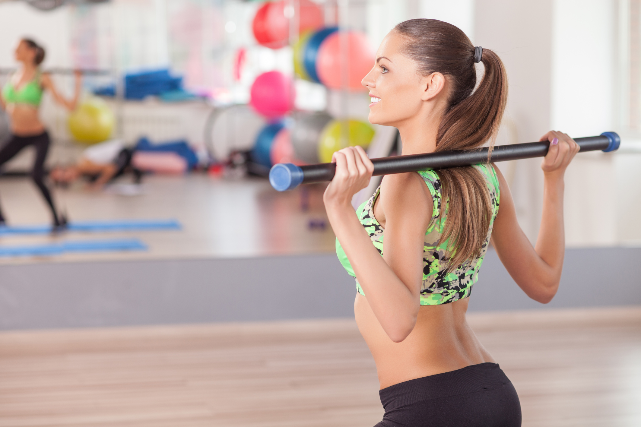 Free Weight Arm Exercises for Women