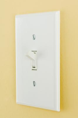How to install a bathroom 39 s light switch fan switch - How to replace a bathroom fan with light ...