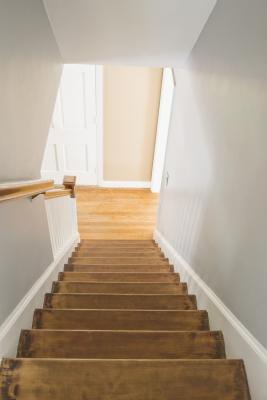 How to Install a Mopboard or Skirt Board on Stairs
