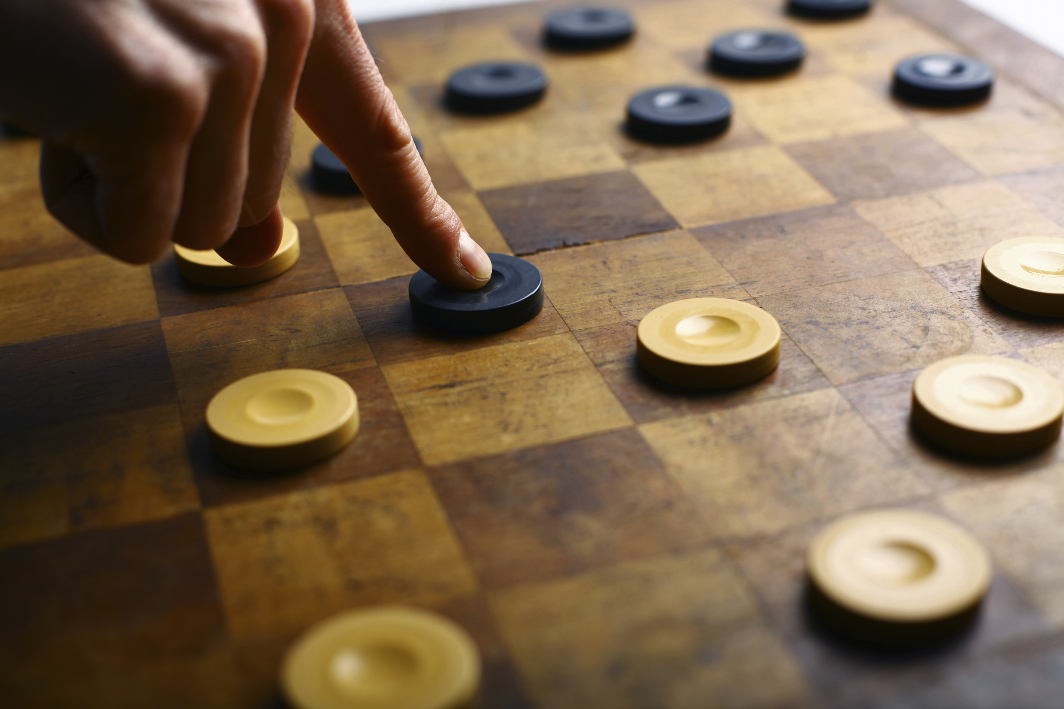 How to Play Checkers | Our Pastimes