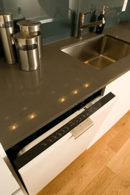 Dishwasher Granite Countertop : How to Attach a Dishwasher to a Stone Countertop Home Guides SF ...