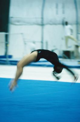 How Do Gymnasts Work Their Cores Chron Com
