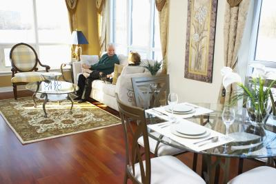 Furniture Arrangement In A Living Room Dining Room Combination Home Guides Sf Gate