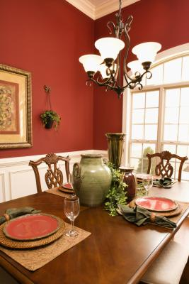 How To Decorate A Dining Room Paint Colors Home Guides