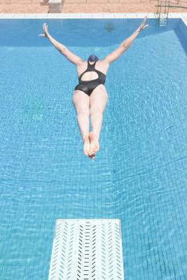 Types of diving board platforms healthy living for Piscine selestat