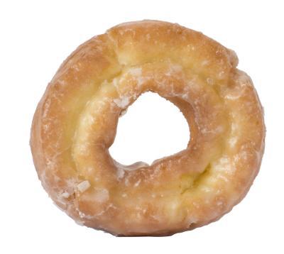 Calories For Cake Donut Plain