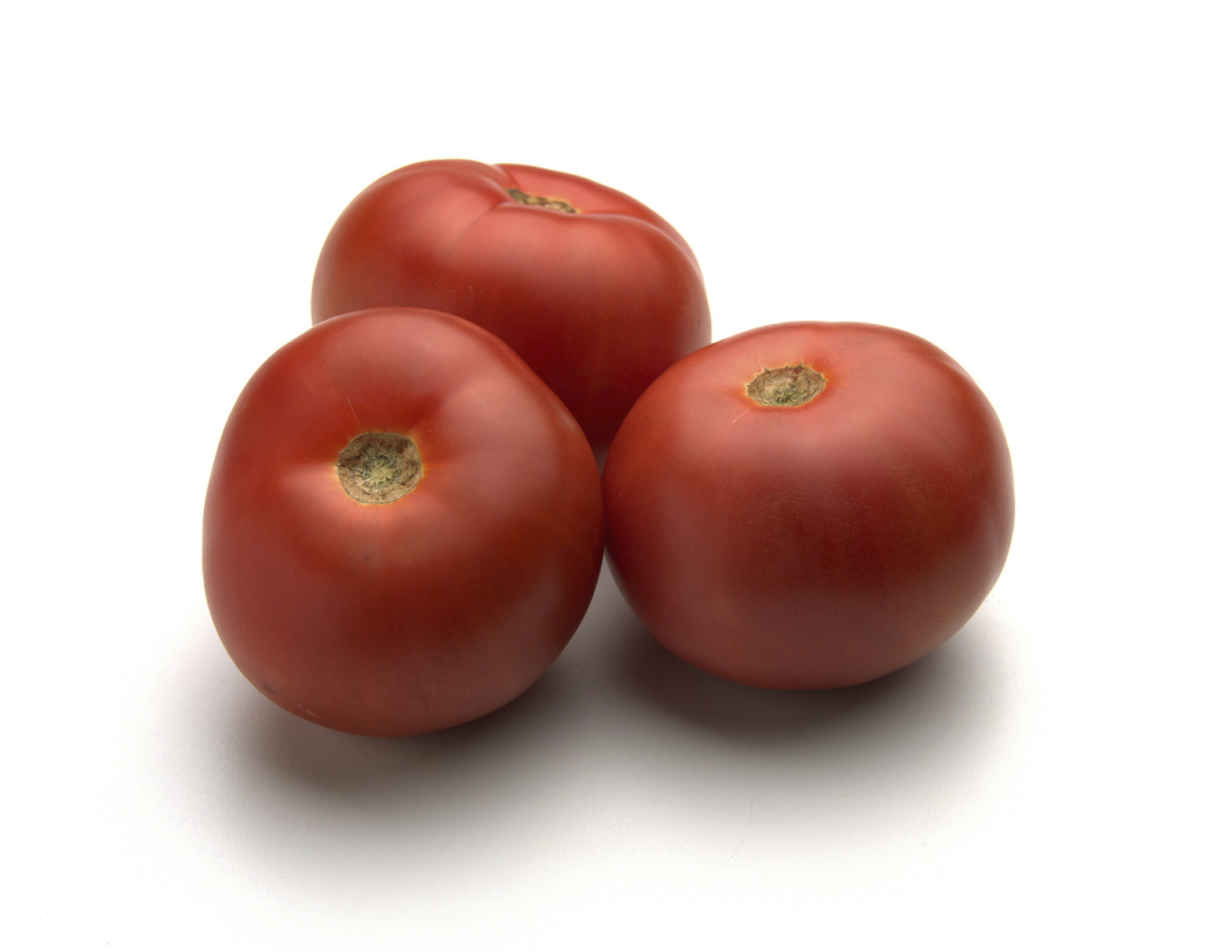 Tomatoes are relatively low in sugar.