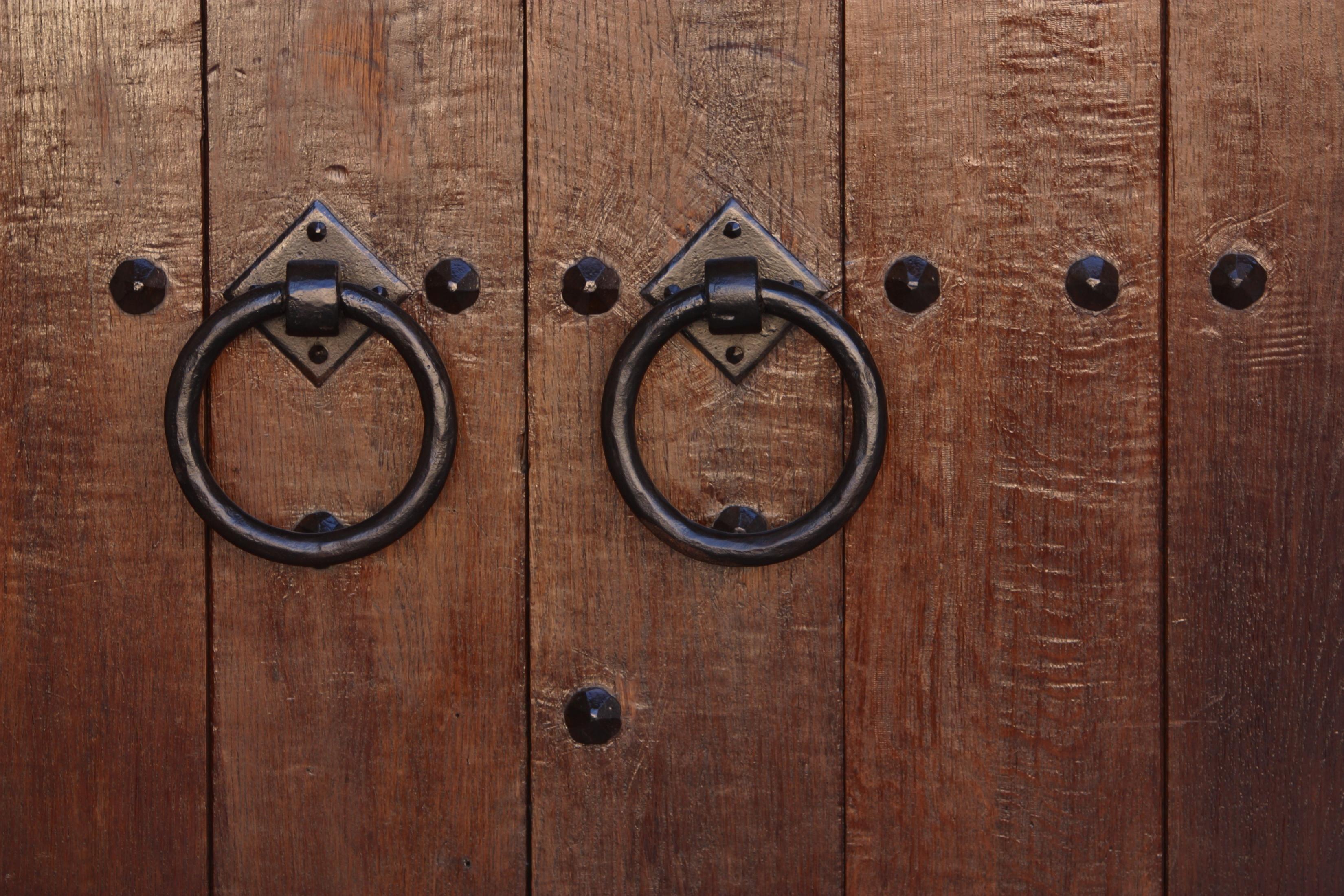 cmo darle un nuevo acabado a una puerta antigua de madera - Puertas De Madera Antiguas