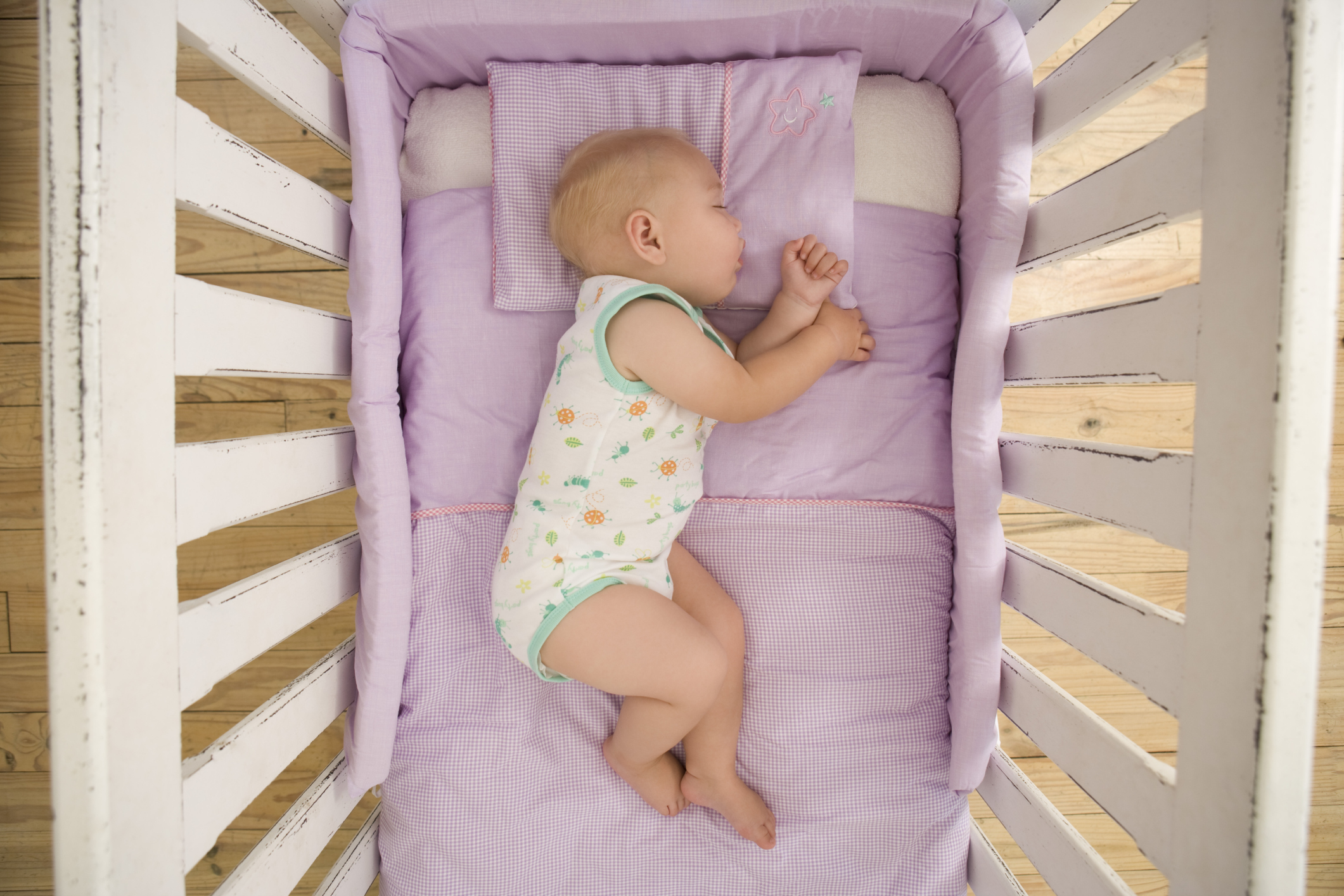 How to Get a Baby to Sleep in a Crib After Co-sleeping ...