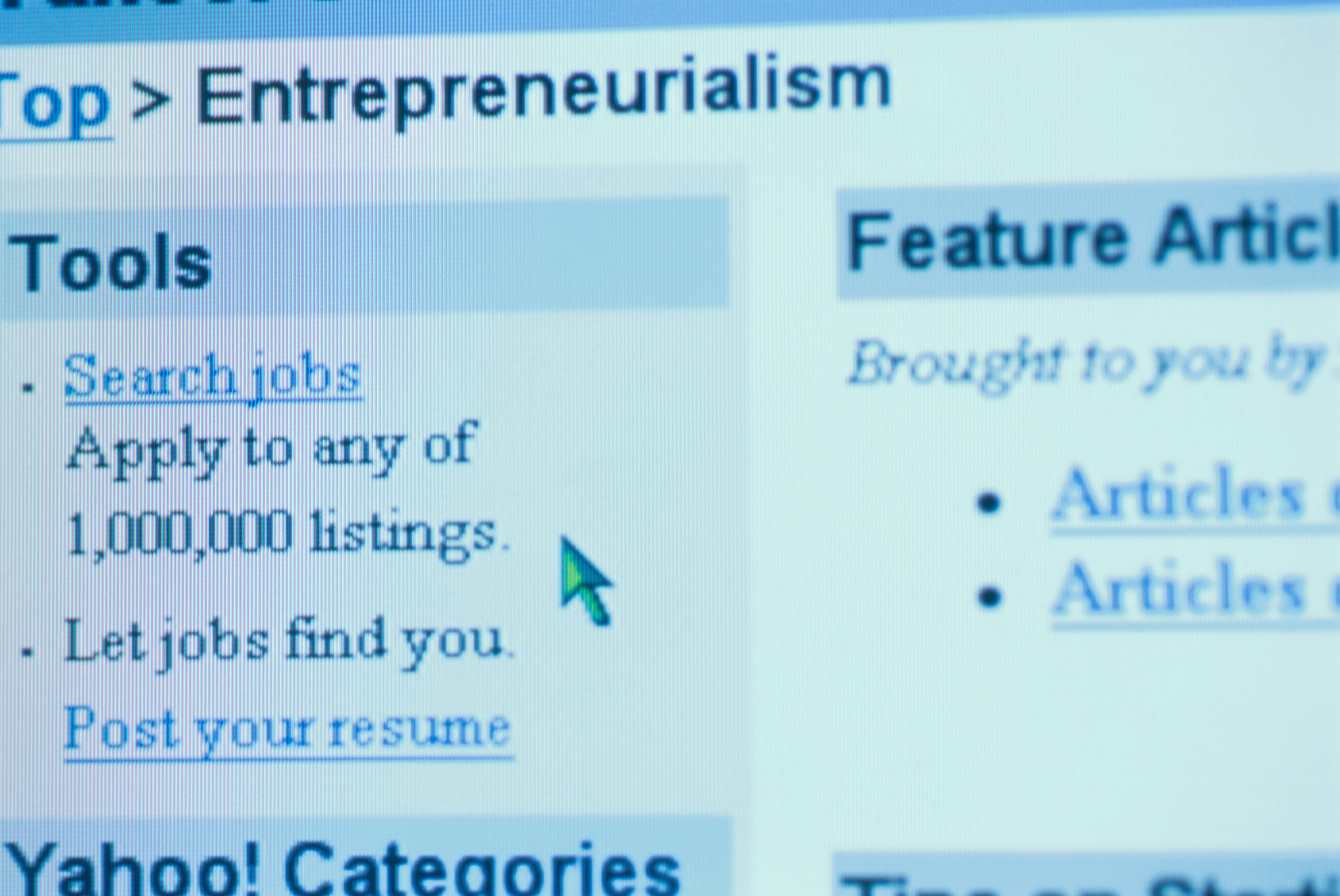 How to Include Entrepreneur Experience on a Resume | Career Trend