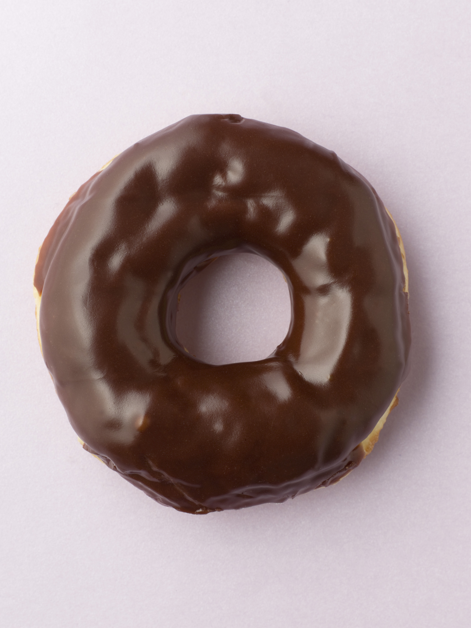 Raised donuts contain large amounts of added sugar.