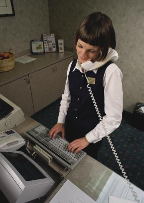 Characteristics Of An Awesome Receptionist Chron Com