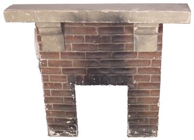 How To Restore A Painted Brick Fireplace Home Guides