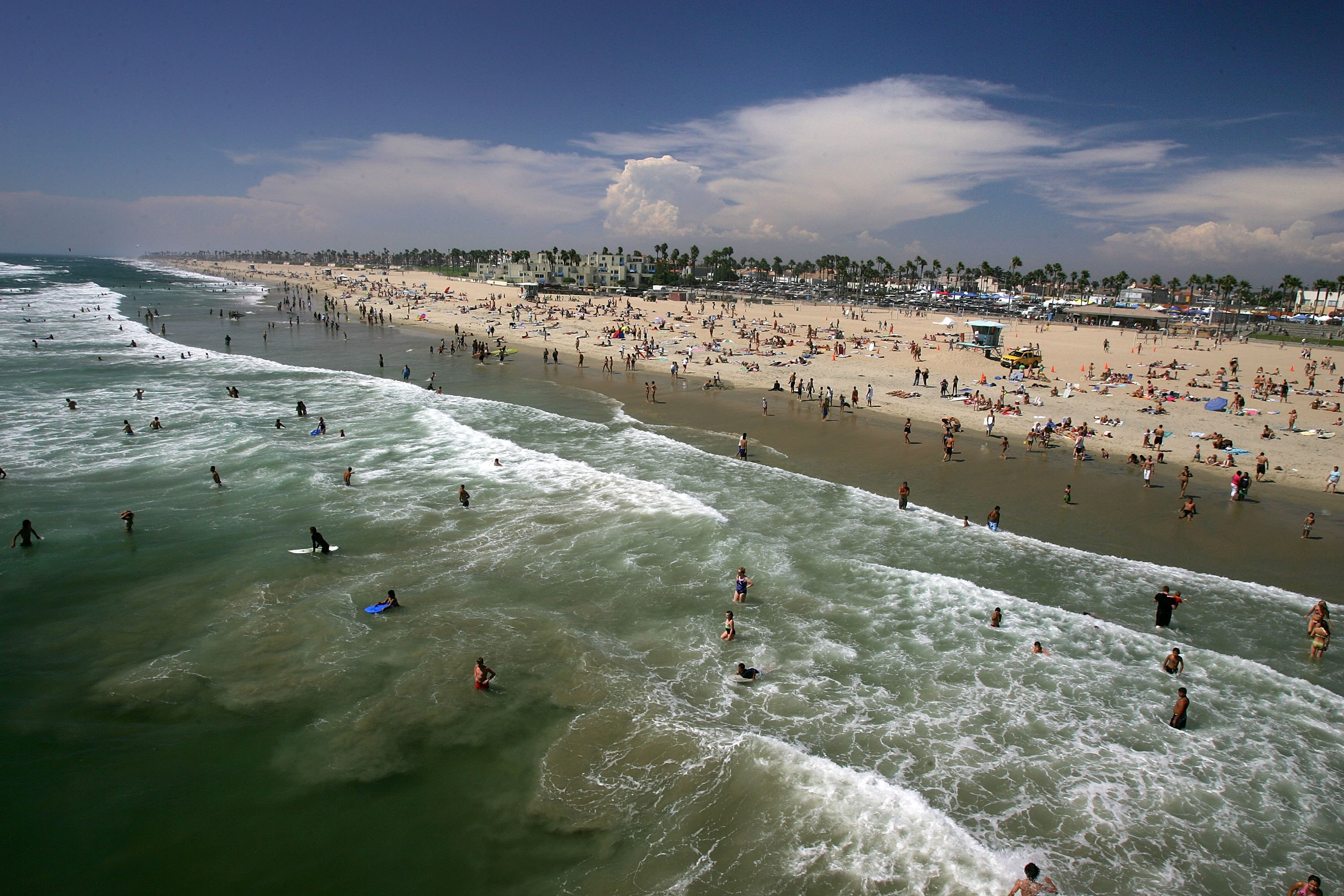 Rv Camping And State Campgrounds Near Huntington Beach California Usa Today