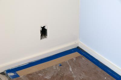 Cutting Drywall Accurately Home Guides Sf Gate
