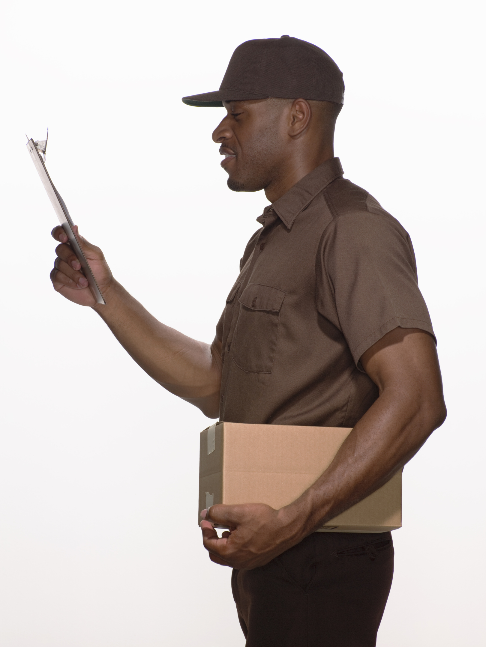 job responsibilities of a delivery driver