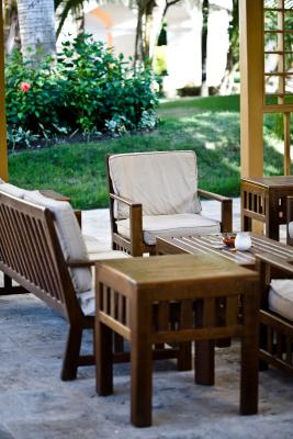 The Best Finish For Outdoor Furniture Home Guides Sf Gate