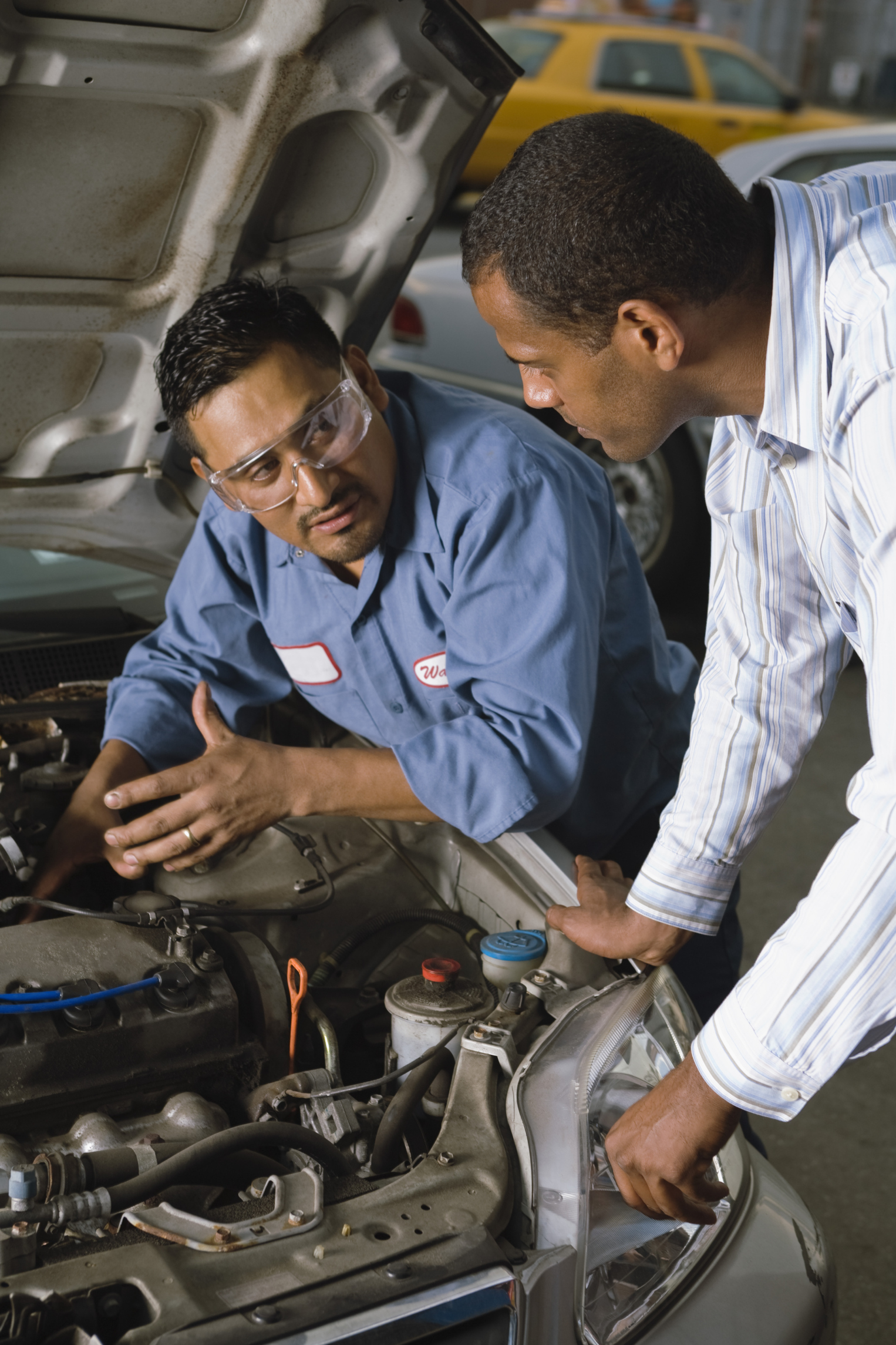 The Average Salary Of Auto Repair Owners Chron Com