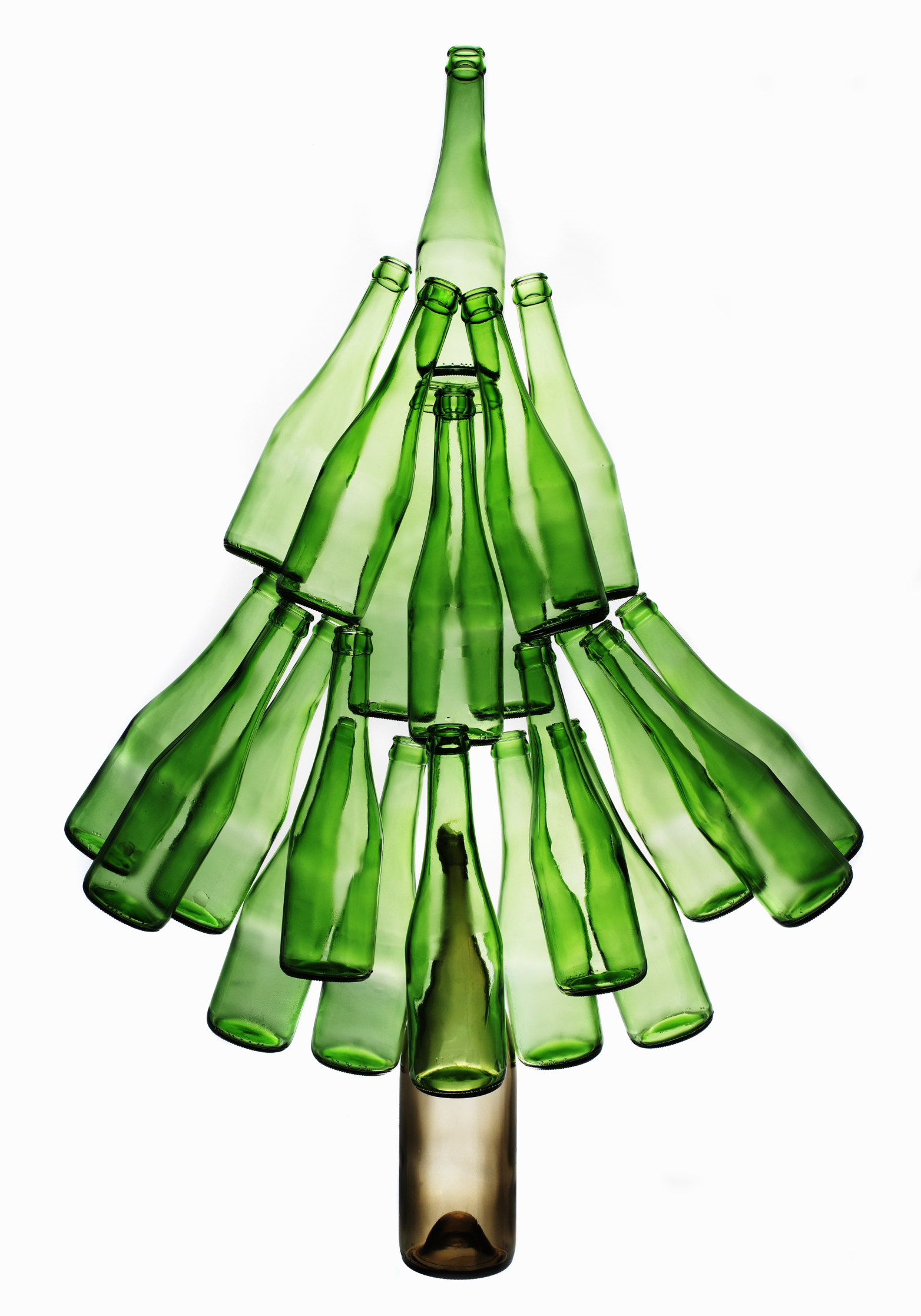 Manualidades y artesanas con botellas de vidrio recicladas  eHow