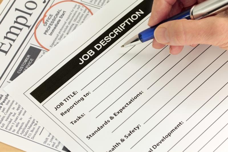 how to write a job summary for a resumes