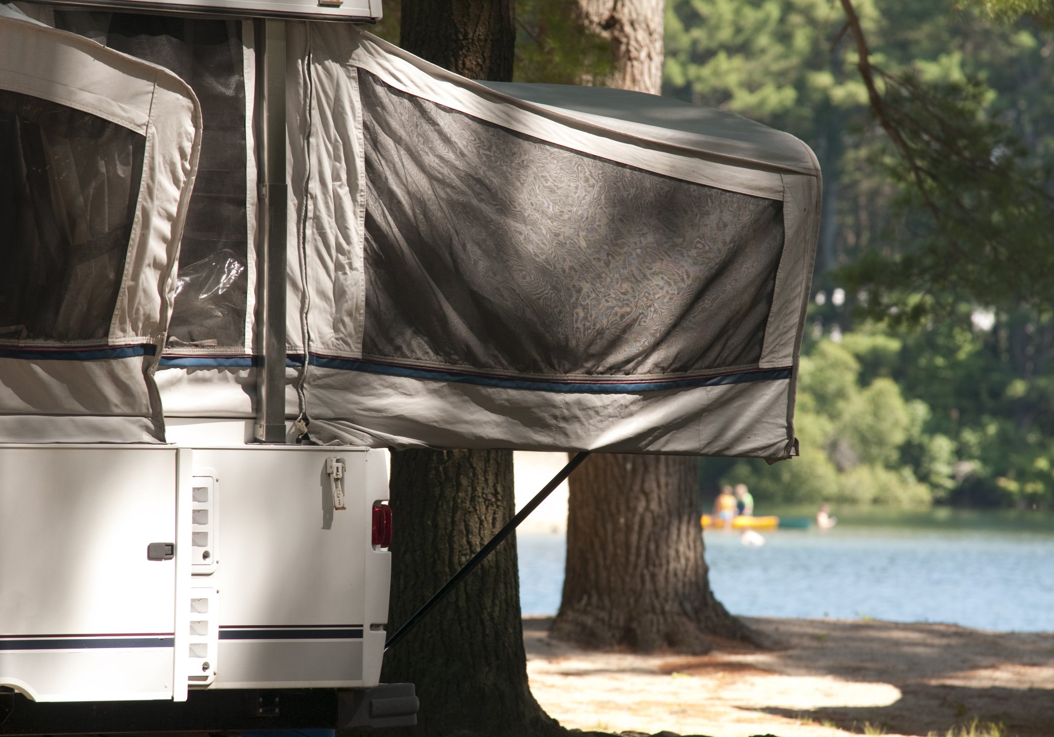 Alternative To Mini Blinds In Campers