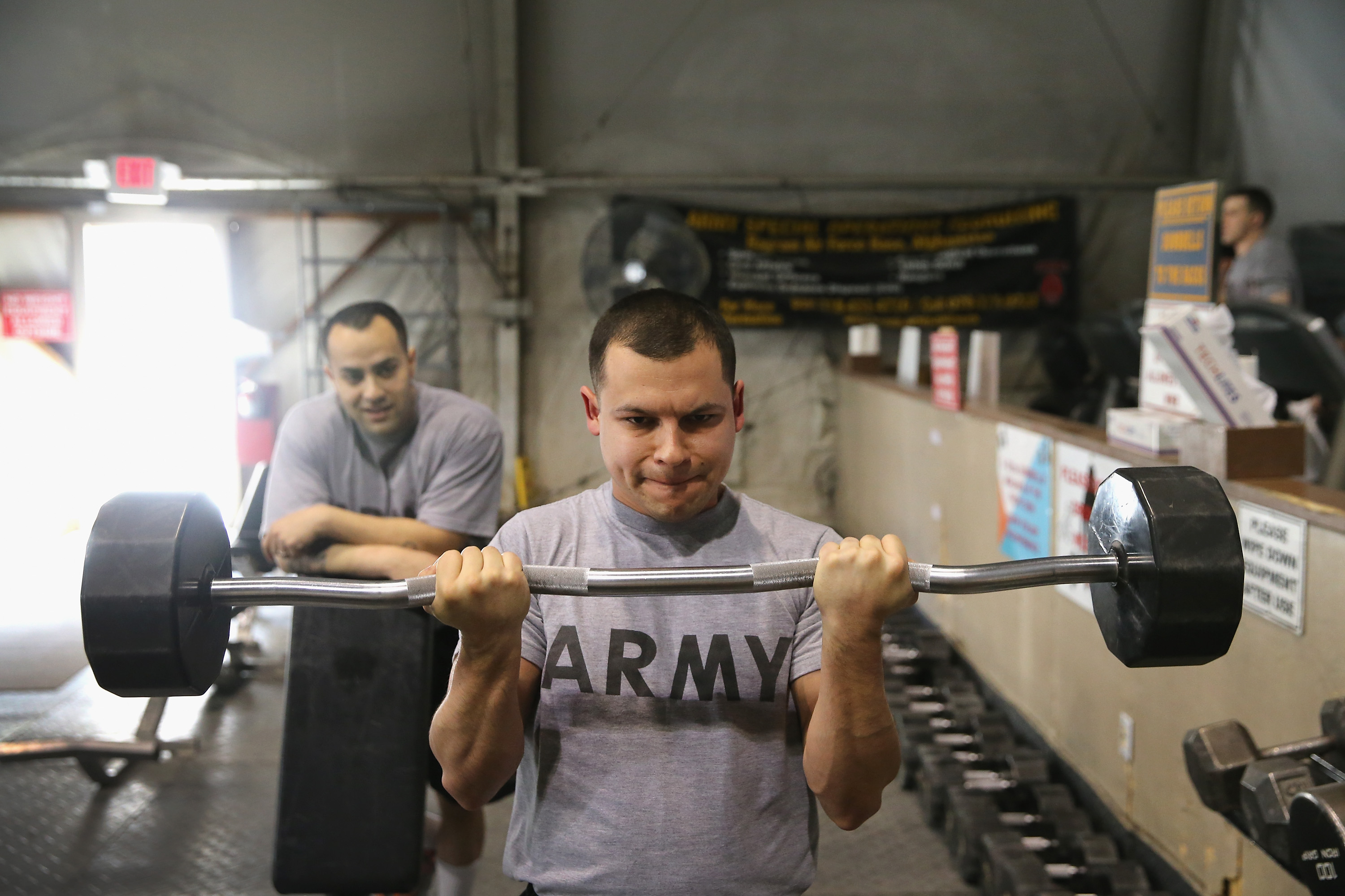 Tape Test Standards For Body Fat In The Army Livestrong