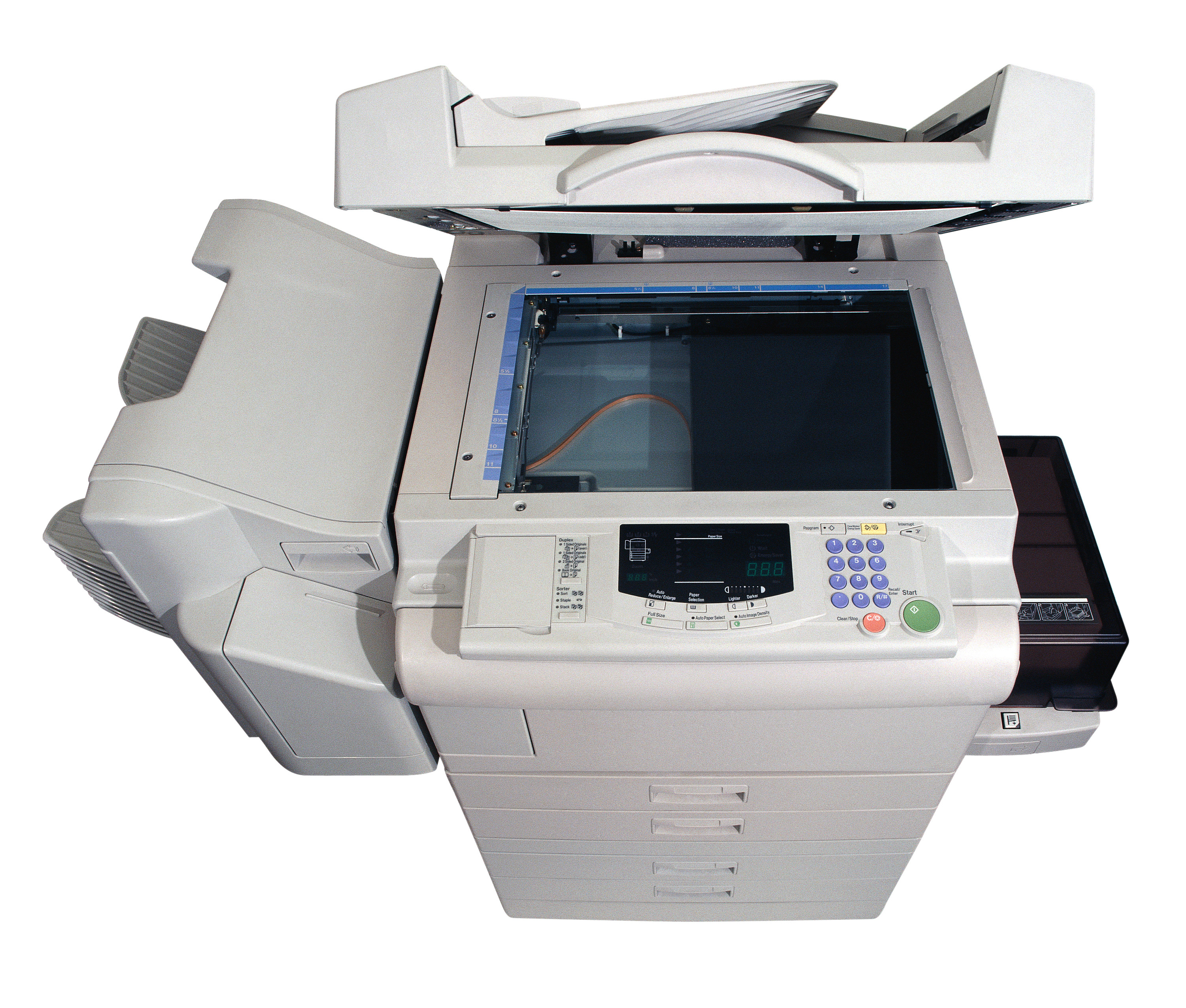 How to Use an Office Copy Machine | Bizfluent