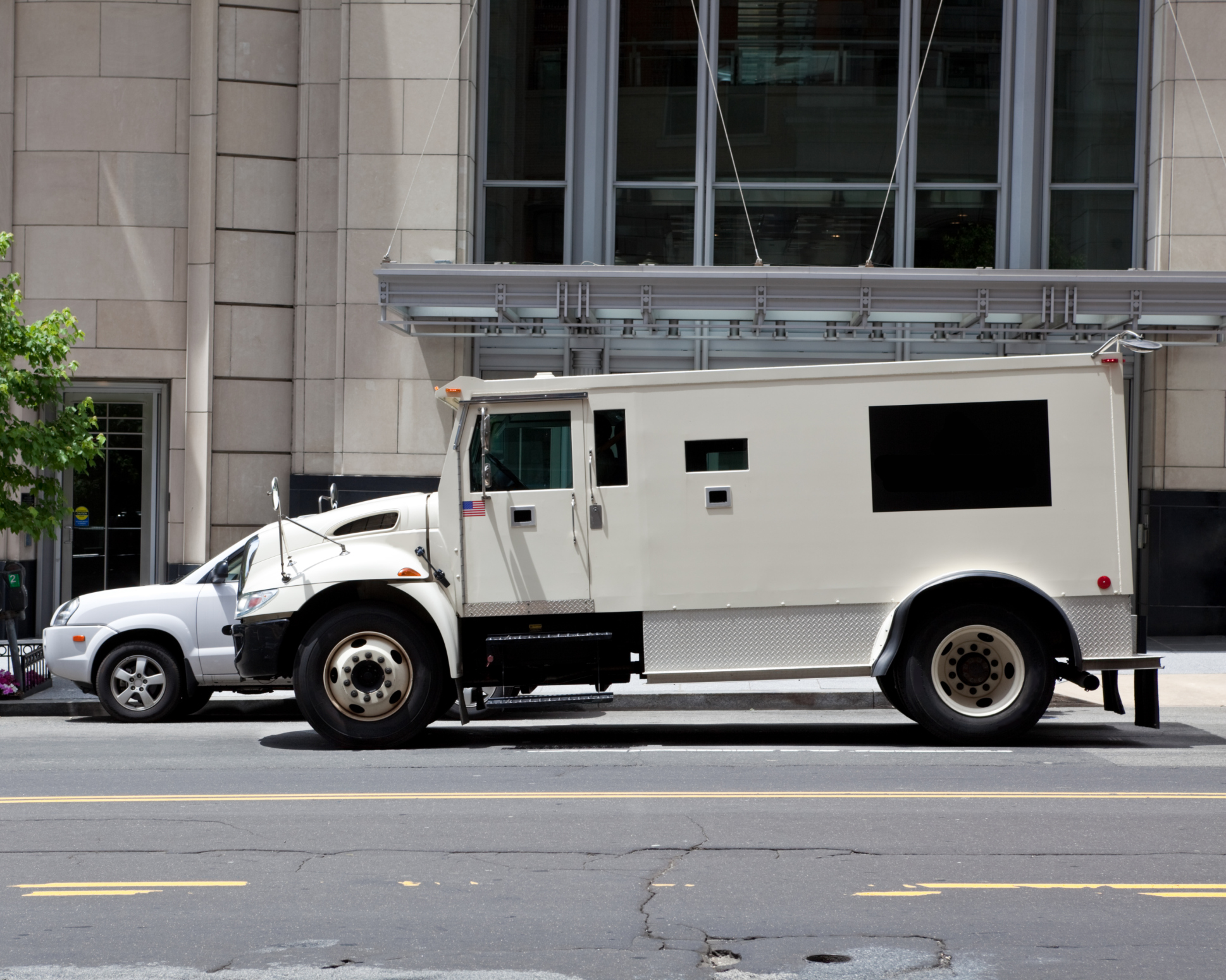 How to Become an Armored Truck Driver/Guard
