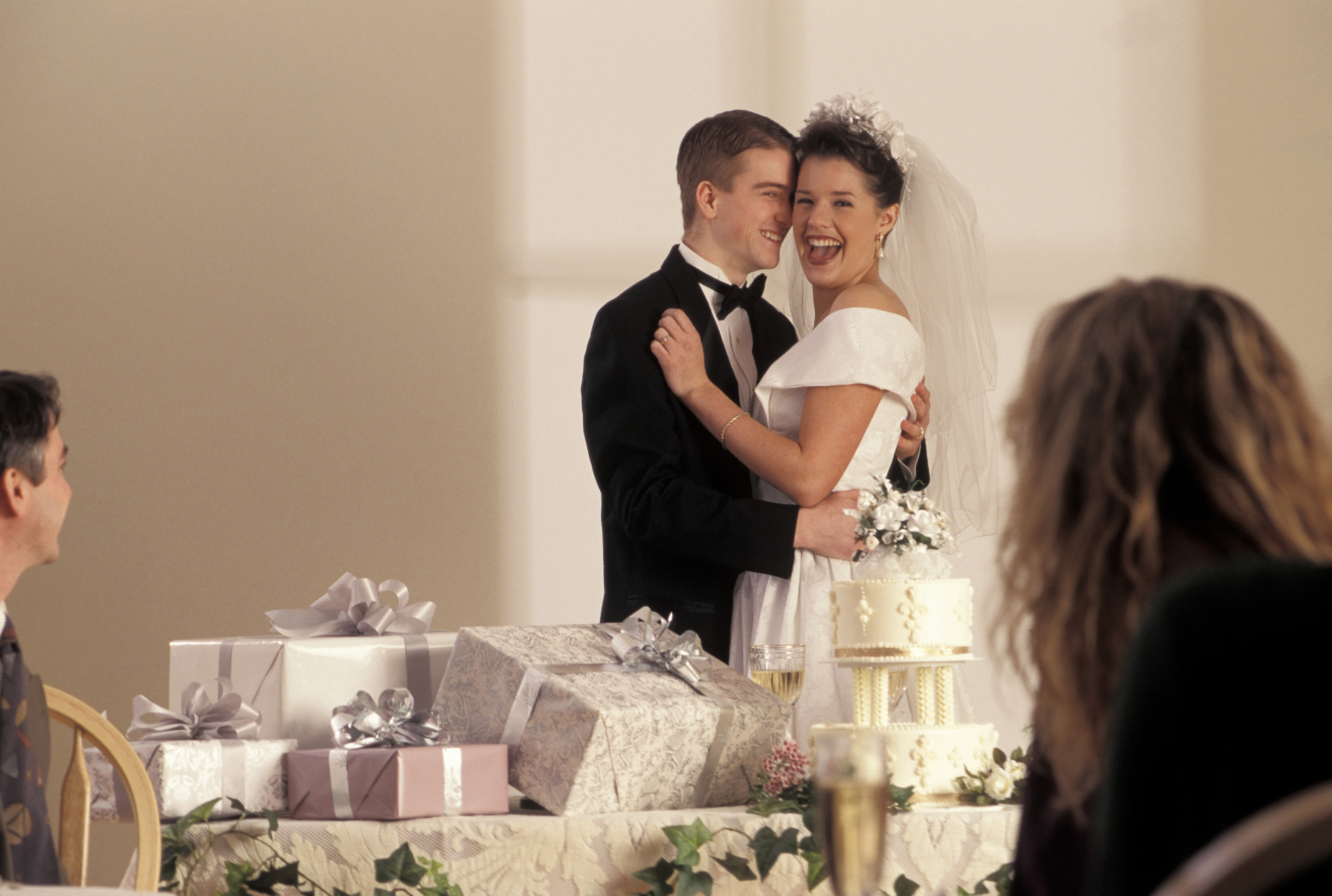 No Gifts Wedding: Wedding Etiquette For No Gifts In Lieu Of Gifts
