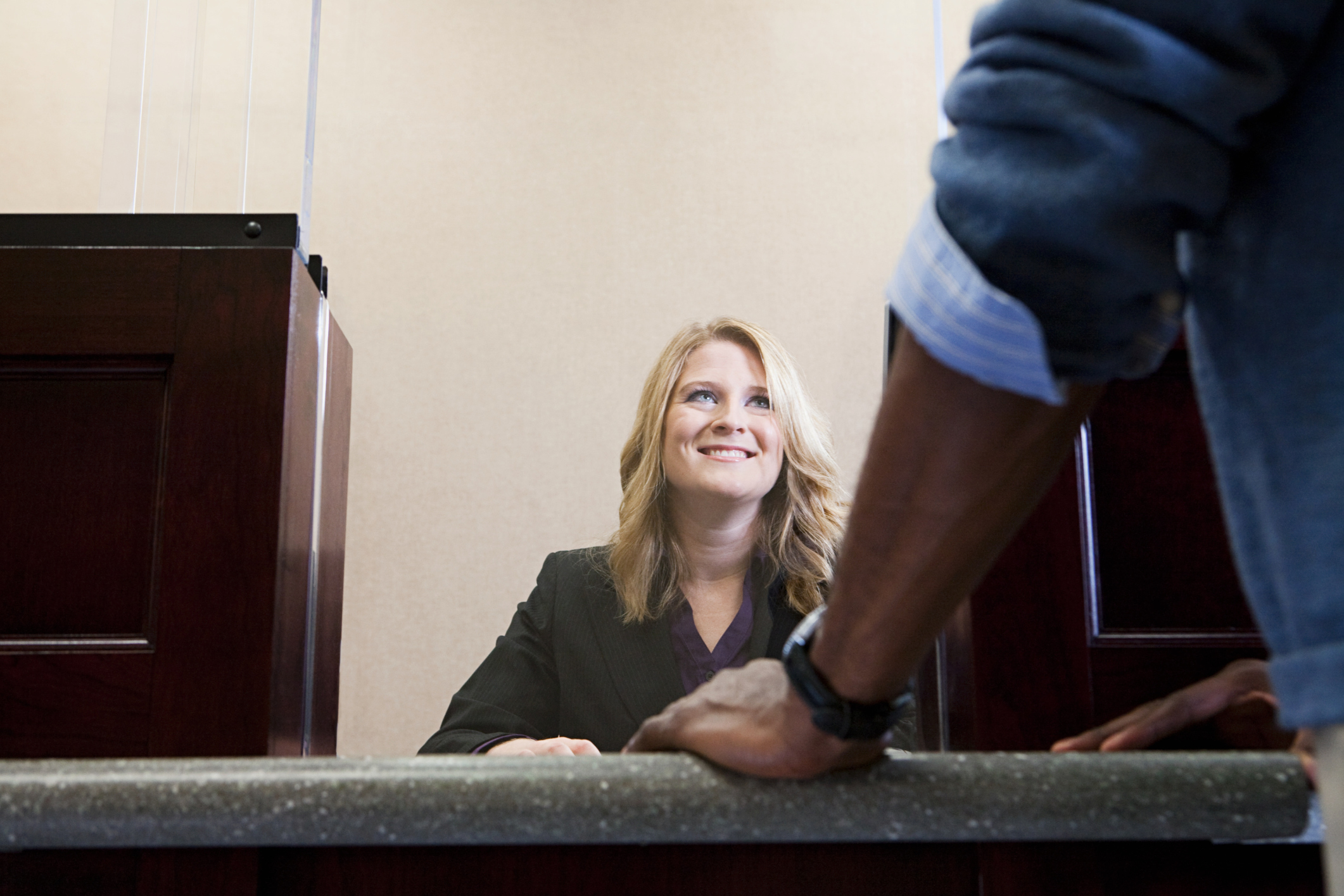 essential skills of a bank teller