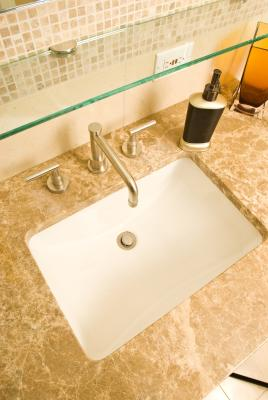 What Kinds Of Countertops Are Best For Undermount Sinks
